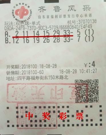 转载:潍坊彩友传递正能量中大奖不忘做公益
