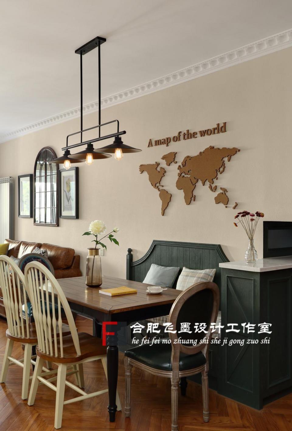 小户型餐厅卡座这样做面积放大效果不止一倍比沙发还舒服