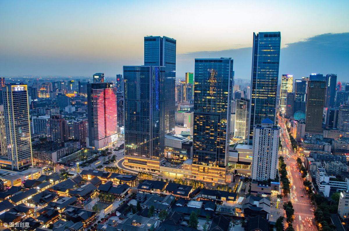 中国一线城市排行出炉:8座城市入选,成都重庆