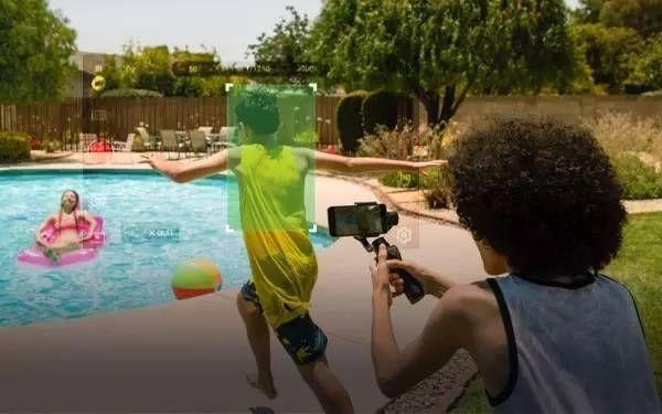 灵眸教学技巧合集之Osmo快速使用技巧,让你迅绘声绘影v教学酷炫的小视频图片