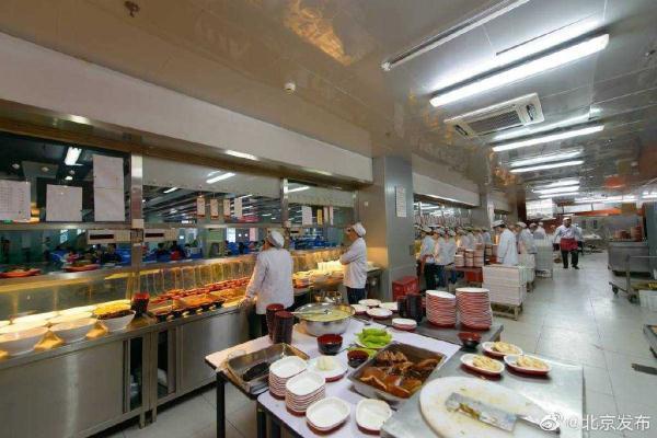 北京中小学课时新规:一周食堂不重复安排碳禁售课程食谱小学图片