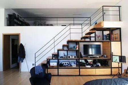 20种装饰楼梯下方空间的方法,功能之多绝对超乎你的想像