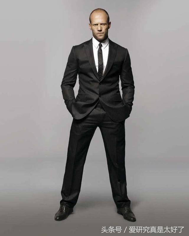 研究:型男的背杰森斯坦森,好莱坞最顶级,最炸裂的背