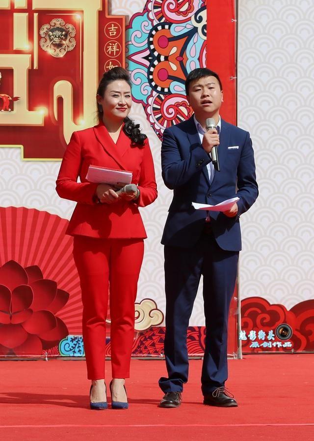 2018狗年百姓欢歌大舞台,昆明市五华区春节文艺展演