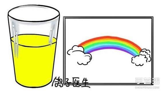 幼儿放水杯图片
