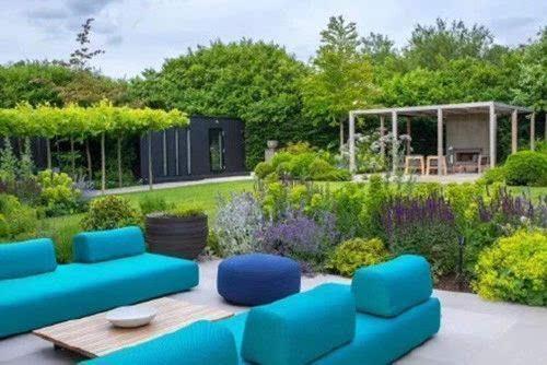 农村自建别墅的八种经典庭院风格设计,总有你心水的一款!