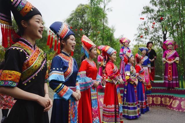 广西壮族人口多少2019_广西壮族人口分布图