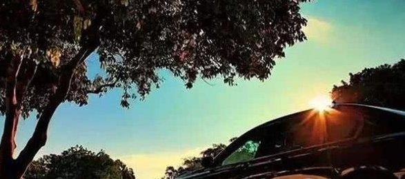 夏天停车,车窗留条缝隙真能降温吗?看完测试,赶紧关车窗去了!