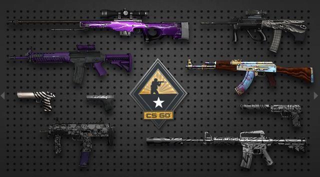 龙帝武器箱就是马本武器箱?_csgo:csgo武器箱皮肤一览,超炫电脑壁纸整理