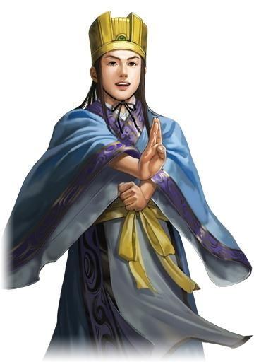三国演义人物百图,生平简介!