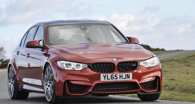 新款M3和M4将搭S58发动机,赛道版功率近400千瓦
