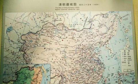 左宗棠抬着棺材收复一块失地,相当于16个韩国,现发现百亿吨石油