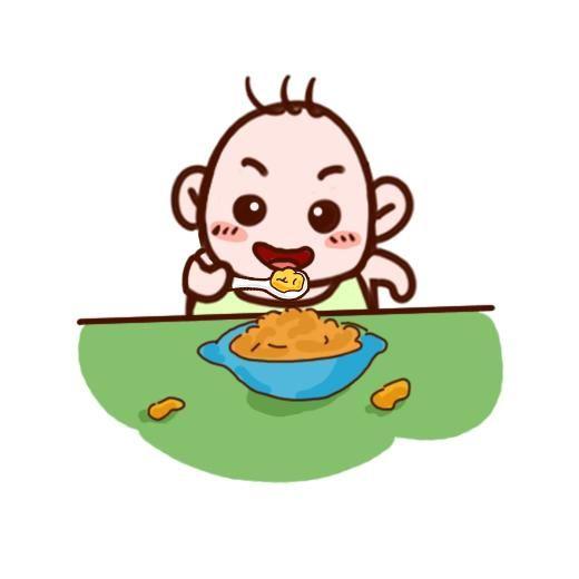 宝宝2岁多还不会自己吃饭,太迟了?小心错过宝宝吃饭黄金训练期图片