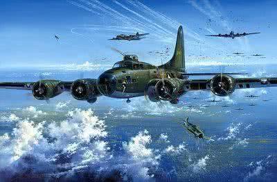 军事素材进入高考作文,揭开二战空战王牌战机