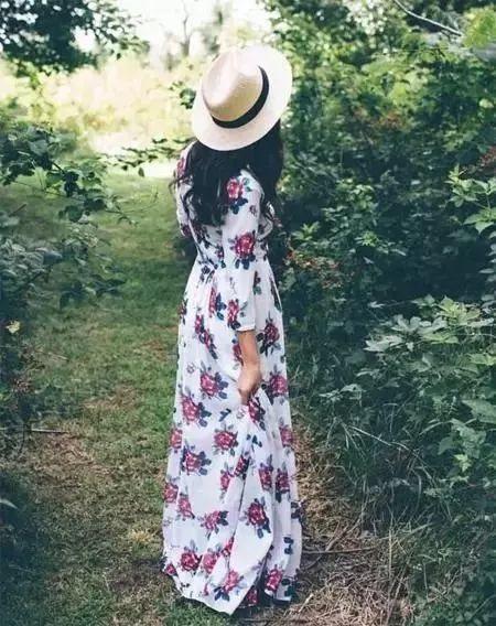 可爱裙子简笔画群
