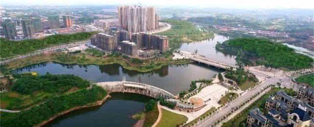 曾是四川最繁华的城市:能与成都争高下,如今仅为五线