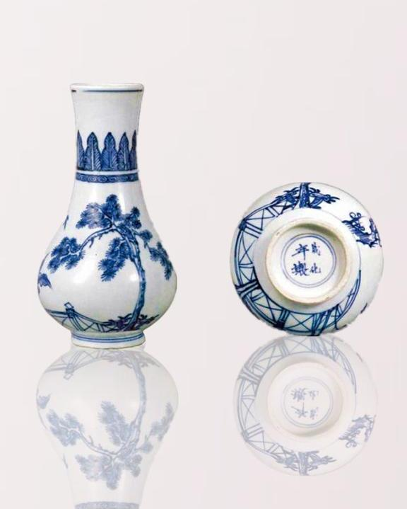 康熙年间流行哪些精美瓷器