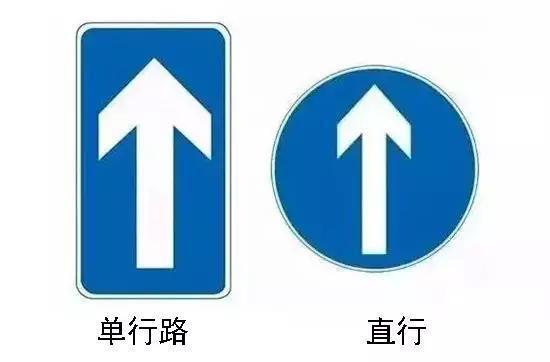 交警:不认识这九个交通标志?你敢上路,我敢扣完你12分