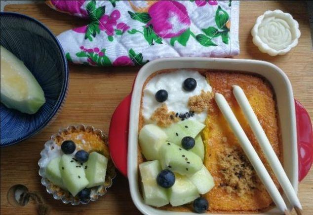 随心蛋糕杯,做起来简单,吃起来爽,酸奶肉松水果随意放,真香