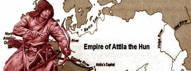 蹂躏了欧洲大陆的匈人帝国,究竟有着怎样的社会结构?
