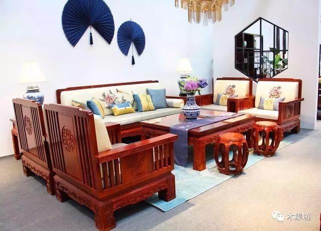 红木沙发,最值得入手的家具图片