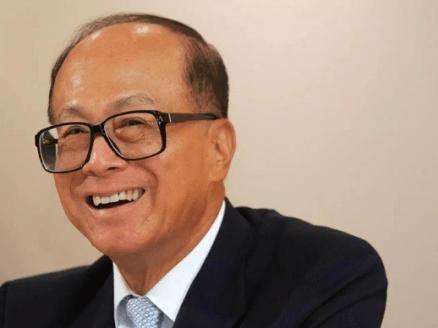 网友偶遇李嘉诚 91岁身体硬朗眼不花