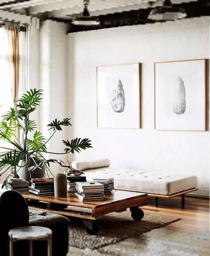墨尔本一位家具设计师,他的家是这样(设计)家具价格牌标签欣赏图片