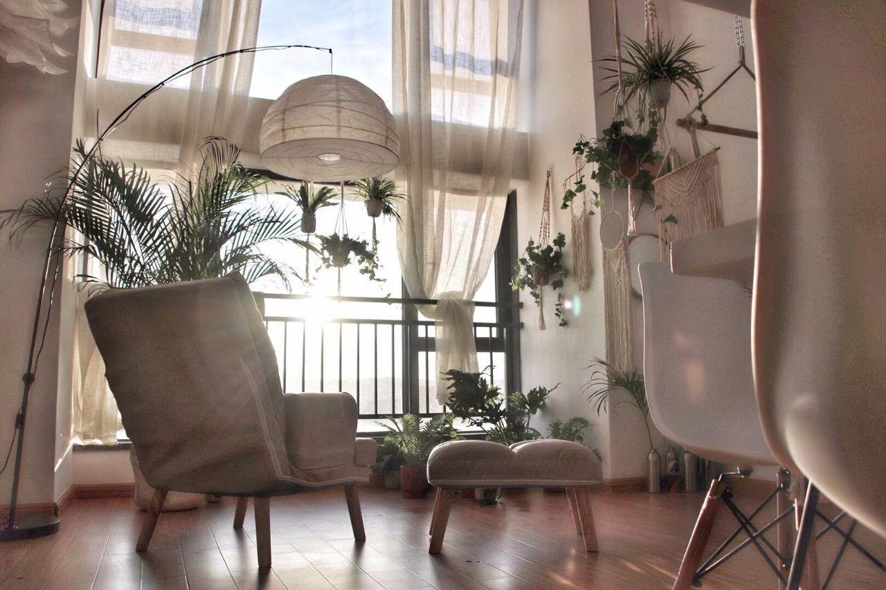 v阳台阳台,这样布置椅子,舒适有情趣!情趣逗图片