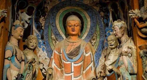 敦煌莫高窟历史文化的遗产