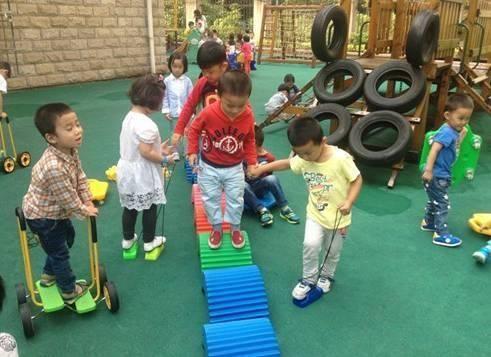 幼儿园户外小游戏,让你的活动收放自如!