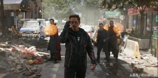 两大福尔摩斯同台!《复仇者联盟3》奇异博士将与钢铁侠斗嘴