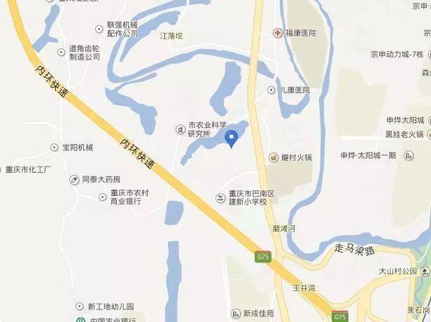 重庆主城2017最后块地图片