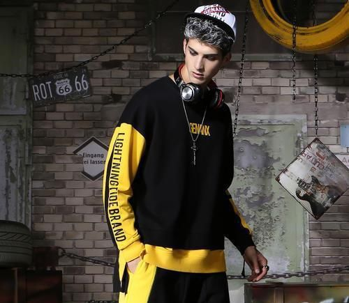 嘻哈服饰的发展和设计!