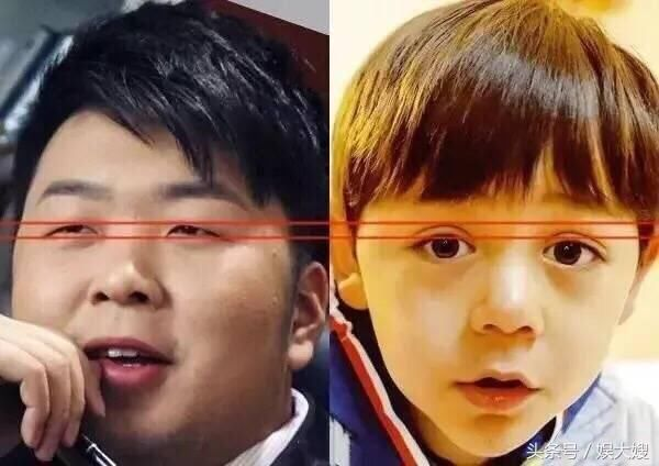 岳云鹏李荣浩比眼睛大小,网友的评论让岳云鹏受到了一万点伤害