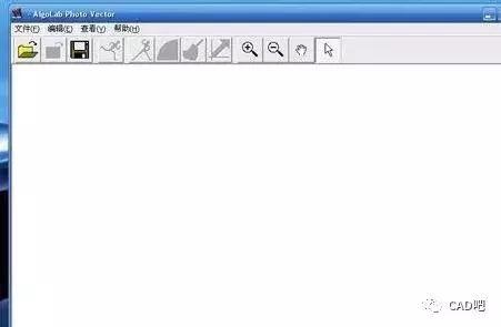 界面出现成CAD图片转化cad图形不安装激活图片