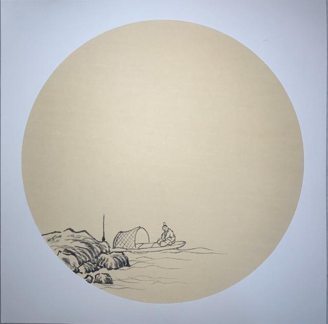 [转载]小写意山水画的高清步骤图