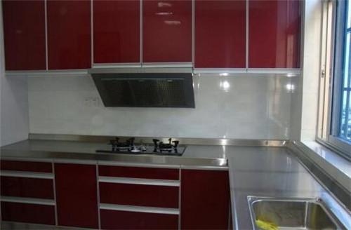 橱柜不锈钢台面有哪些优缺点?看完你就明白了-家居窝