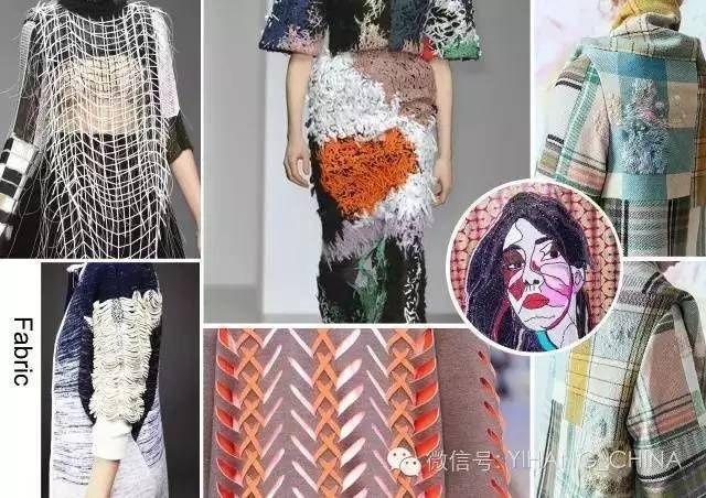 面料小样在服装大赛效果图中起着重要的作用,在制作面料小样时一定要