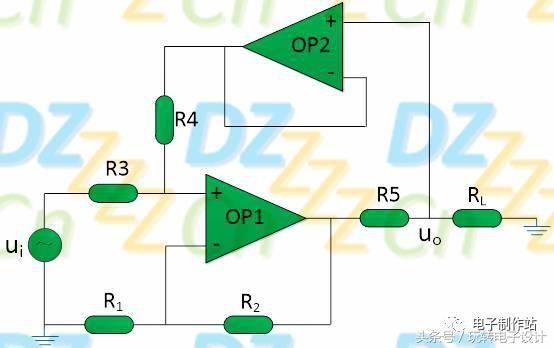 电流电压转换电路