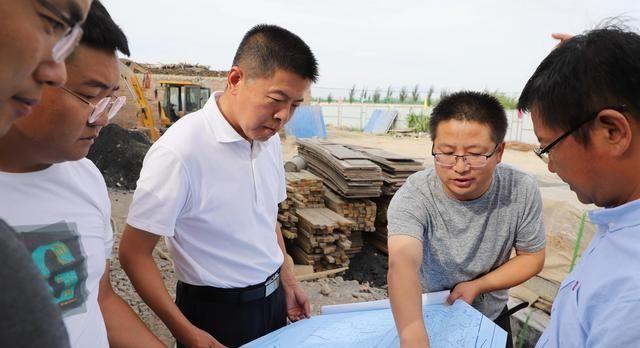 王韶华调研生态环境保护和农业农村工作