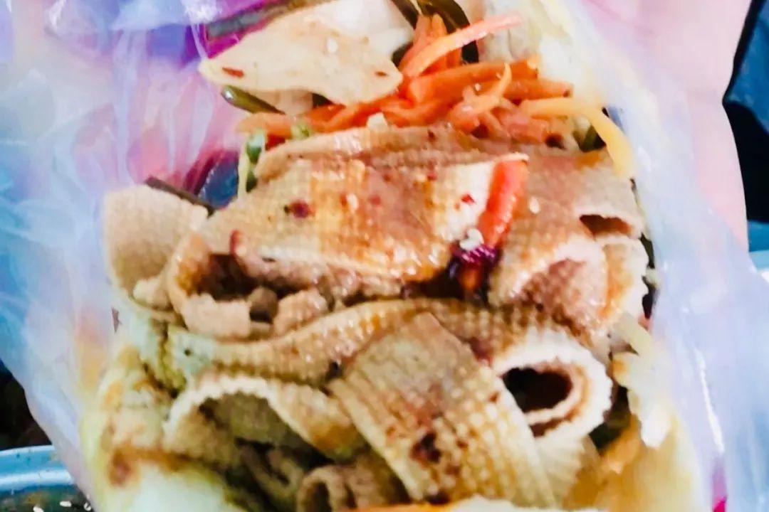 私藏荔枝小清单|这家羊美食,好吃到只想用哇吃完蝎子可以吃海螺吗图片