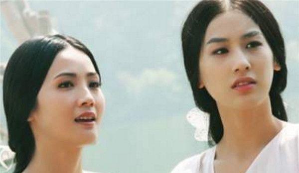 """扮演""""白素贞""""的女星中,鞠婧祎仙气十足,而她成为经典无人超越"""