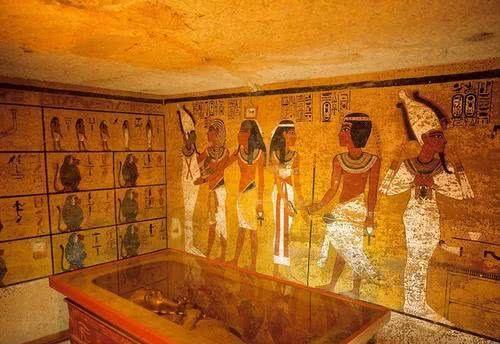 全球三大神秘古墓,有庞贝古城,中国兵马俑上榜