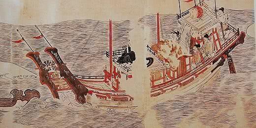 日本历史教科书扇脸韩专家,对于中国古代历史