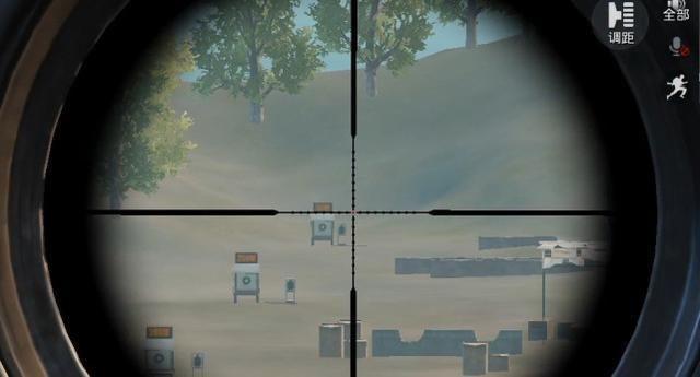 刺激战场:巧用4倍镜和8倍镜,枪枪都中!