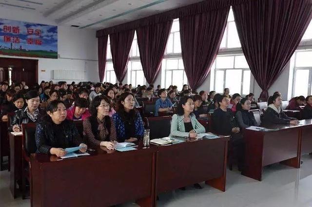 基层动态神华大雁集团有限公司举办女性健康知识讲座