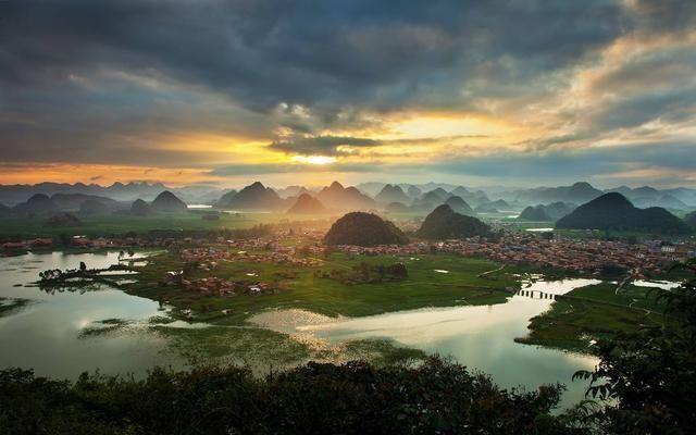 在云南有十个最美的风景区,每一个都很精彩,不知你去过几个