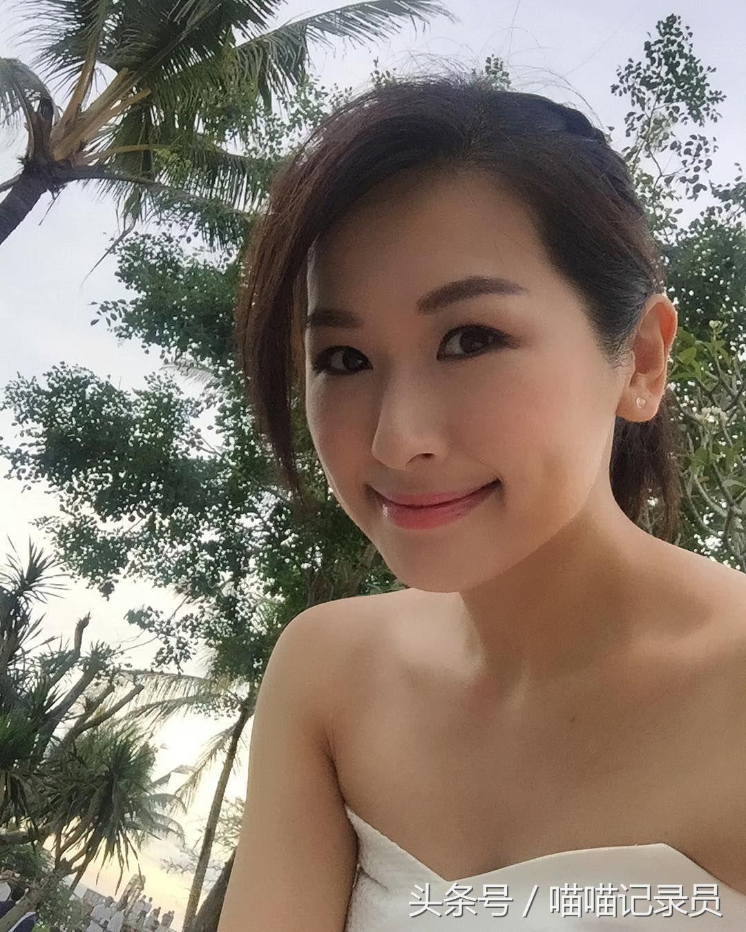 """TVB御用女奸角""竟是亿万财产的富二代,演戏纯为兴趣"