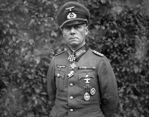 """德国隆美尔:他是二战时期纳粹德国希特勒的最器重,最得力的将领,绰号"""""""