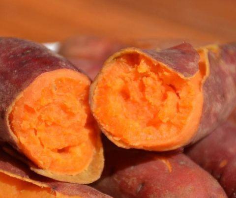 喜欢吃红薯的朋友们,不要错过这3种红薯,口感软糯香甜,营养高